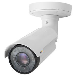 AXIS Q1765-LE Netwerkcamera - Kleur, Monochroom - 1920 x 1080 - 18x optische - CMOS - Kabel - Fast Ethernet - Kogel