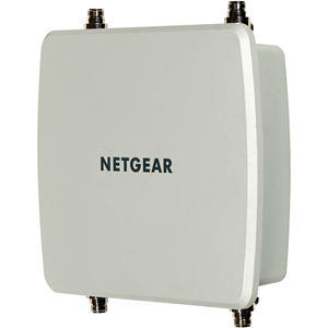 Netgear WND930 IEEE 802.11n 300 Mbit/s Wireless Access Point - ISM-band - UNII Band - 4 x Antenne(s) - 4 x External Antenna(s) - 3 x Network (RJ-45) - PoE Ports - Op muur monteerbaar, Monteerbaar op paal, Plafondbevestiging