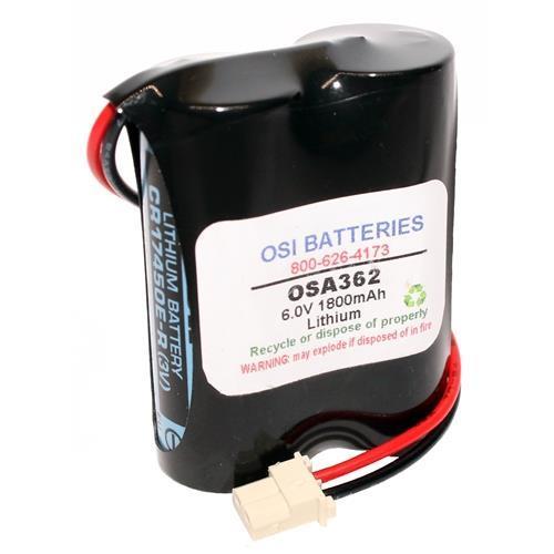 Bloc-piles au lithium CR17450