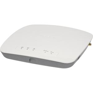 Netgear ProSafe WAC720 IEEE 802.11ac 1.17 Gbit/s Wireless Access Point - 2.40 GHz, 5 GHz - 2 x External Antenna(s) - 1 x Network (RJ-45) - PoE Ports - Plafondbevestiging, Op muur monteerbaar - 3 verpakking