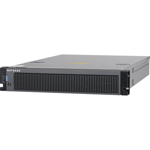 "Netgear ReadyNAS 4312X 12 x Total Bays SAN/NAS-opslagsysteem - 2U - Monteerbaar in rek - Intel Xeon E3-1245 v5 Quadcore (4-core) 3.50 GHz - 4 x HDD geïnstalleerd - 24 TB Capaciteit geïnstalleerde HDD - 16 GB RAM DDR4 SDRAM - Serial ATA controller - RAID-ondersteund 0, 1, 5, 6, 10, Hot Spare, JBOD, X-RAID2 - 12 x 2.5""/3.5"" gleuf - 10 Gigabit Ethernet - eSATA - 2 USB Port(s) - 2 USB 3.0 Port(s) - Netwerk (RJ-45) - ReadyNAS OS 6 - LACP, DLNA, IPv6, NTP, SMTP, Rsync, WEBDAV, NFSv3, iSCSI, TCP/I"