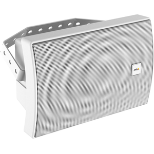 AXIS C1004-E Luidsprekersysteem - 6 W RMS - Op muur monteerbaar - Wit - 60 Hz - 20 kHz - microSD, SD, microSDXC, microSDHC - Ethernet, Microfoon ingebouwd, Basreflex, Draadlose audiostream