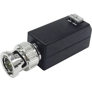 Hikvision DS-1H18 Videobalun - ABS-plastic - 0 Hz naar 60 MHz - 200 m Maximum Operating Distance - Netwerk (RJ-45)