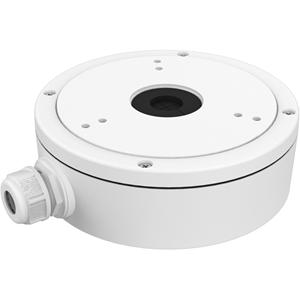 Hikvision DS-1280ZJ-M Montagedoos voor Netwerkcamera - 4.50 kg laadcapaciteit - Wit