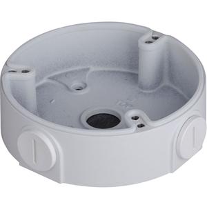 Dahua PFA136 Montagedoos voor Netwerkcamera - 1 kg laadcapaciteit - Wit