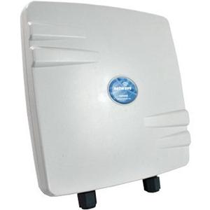 ComNet NW2 IEEE 802.11n 95 Mbit/s Wireless bridge - 2.40 GHz - 2 km Maximum Outdoor Range - MIMO-technologie - Op muur monteerbaar, Monteerbaar op paal