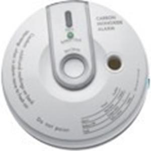 Visonic PowerG MCT-442 Gasleksensor - Wit - Wireless - Koolmonoxide - Gas detectie - 5 Jaar batterij - Plafondsteun, Muurbevestiging