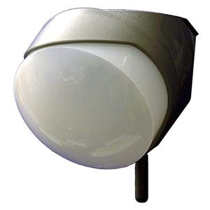 GJD Opal RFX Bewegingssensor - Draadloos - Infrarood - Ja - 35 m Motion Sensing Distance - Outdoor - ABS