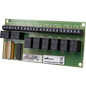 Scantronic 8600 Relay