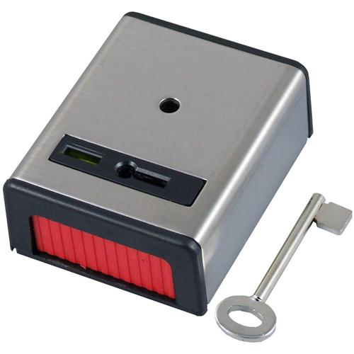 CQR PASP1/SS Drukknop - Roestvrijstaal - Polystyreen, ABS-plastic