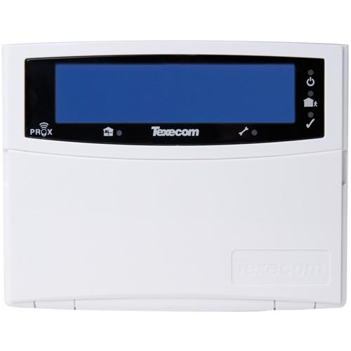 Texecom Premier Elite Beveiligingstoetsenbord - Voor Bedieningspaneel - Polymeer