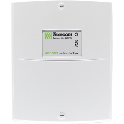 Texecom Premier Elite 32XP-W Zonebesturing, alarmbedieningspaneel - Voor Bedieningspaneel