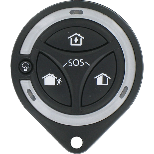 Honeywell 4 Toetsen Sleutelzender - RF - 868.30 MHz - Handheld