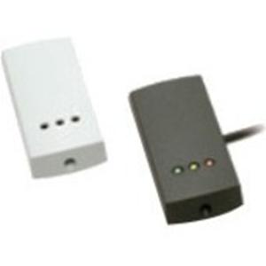Paxton Access P75 Toegangsapparaat voor kaartlezer - Zwart, Wit - Deur - Proximity - 1 Deur(en) - 300 mm bereik - 12 V DC - Oppervlakbevestiging