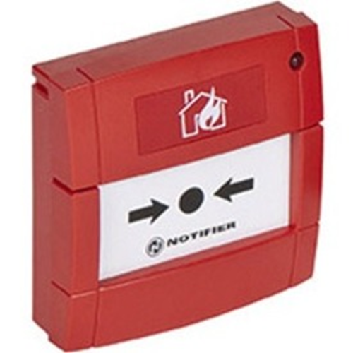 Notifier M700KACI-FF Handmatig oproeppunt Voor Indoor - Enkelvoudige gang