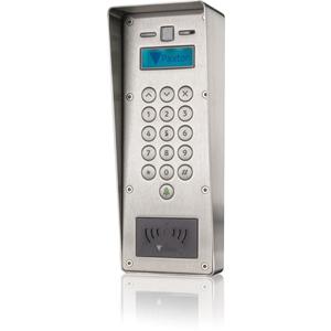 "Paxton Access Net2 17.8 cm (7"") Video deur telefoon substation - Touchscreen LCD - Volledige duplex - Roestvrijstaal - Deur"