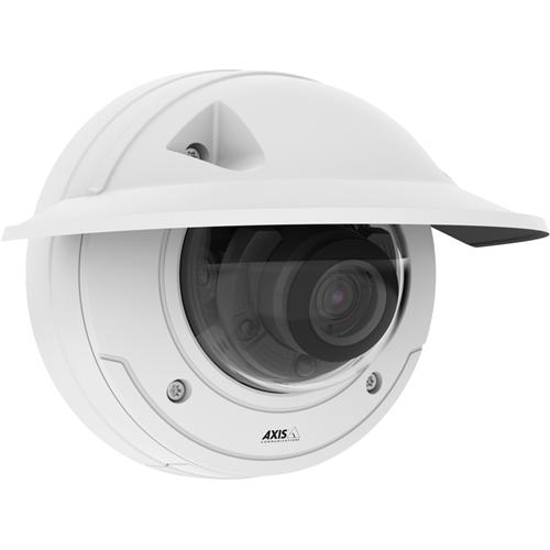 AXIS P3375-LVE Netwerkcamera - dome - H.264 - 1920 x 1080 - 3.3x optische