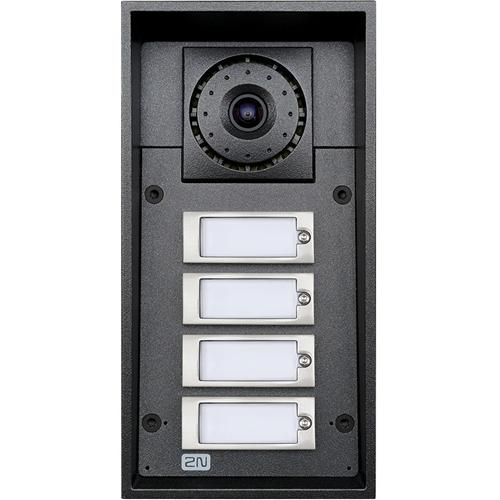 2N IP Force Video deur telefoon substation - 135° Horizontaal - 109° Verticaal