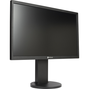 "AG Neovo LH-24 60.5 cm (23.8"") Full HD LED LCD-monitor - 16:9 - Zwart - In-plane Switching (IPS) technologie - 1920 x 1080 - 16,7 miljoen kleuren - 270 cd/m² Typical - 5 ms - 75 Hz Refresh Rate - 2 luidspreker(s) - HDMI - VGA - Display-poort"