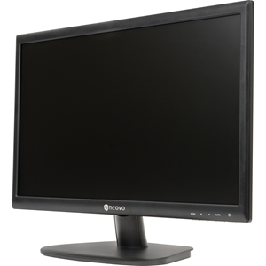 "AG Neovo LA-22 54.6 cm (21.5"") Full HD LED LCD-monitor - 16:9 - Zwart - Twisted nematic (TN) - 1920 x 1080 - 16,7 miljoen kleuren - 300 cd/m² - 3 ms - 60 Hz Refresh Rate - 2 luidspreker(s) - HDMI - VGA - Display-poort"
