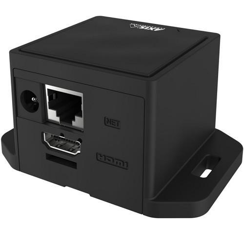 AXIS T8705 Video-decoder - Functies: Videodecoderen