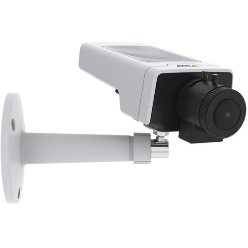 AXIS M1134 Netwerkcamera - Box - Motion JPEG - 1280 x 720 - 3.5x optische - RGB CMOS - Hangbevestiging, Plafondsteun, Lichtprofielmontage