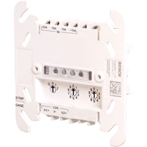 Bosch FLM-420-I2-D Interface-module - Voor Bedieningspaneel brandmelder - Gebroken wit - Polyfenyleenoxide