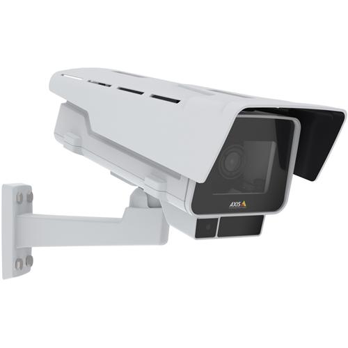 AXIS P1377-LE 5 Megapixel Netwerkcamera - Box - Motion JPEG - 2592 x 1944 - 2.9x optische - RGB CMOS - Muurbevestiging, Bevestiging aan geleider, Plafondsteun, Hoekbevestiging, Paalmontage