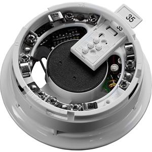 Apollo Adresseerbare alarmvoet - Indoor - Polycarbonaat, Roestvrijstaal - Wit