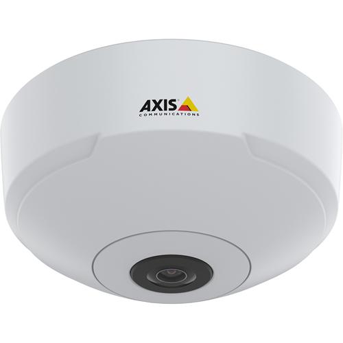 AXIS M3067-P 6 Megapixel Netwerkcamera - kleine bol - Motion JPEG - 2560 x 1920 - RGB CMOS - Gekantelde bevestiging, Ingebouwde montage, Hangbevestiging, Muurbevestiging, Plafondsteun, Lichtprofielmontage, Bevestiging aan geleider, Bevestiging voor toestelverbindingsdoos, Paalmontage, Hoekbevestiging