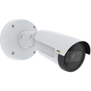 AXIS P1455-LE 2 Megapixel Netwerkcamera - Kogel - 40 m Nachtvisie - MJPEG - 1920 x 1080 - 3x optische - RGB CMOS - Bevestiging voor verdeeldoos, Paalmontage, Hoekbevestiging, Bevestiging aan geleider