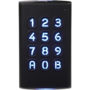 CDVI Krypto K3 Kaartlezer/slot met cijfercode - Sleutelcode, Proximity - Bluetooth