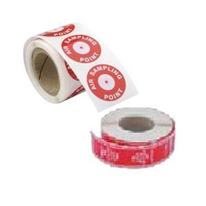 Étiquettes pour detecteur à aspiration, 200 pièces
