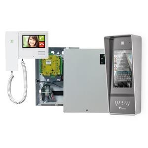 INTERCOM VIDEO IP flush, 1 door kit