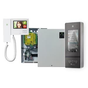 INTERCOM VIDEO IP surface 1 door kit