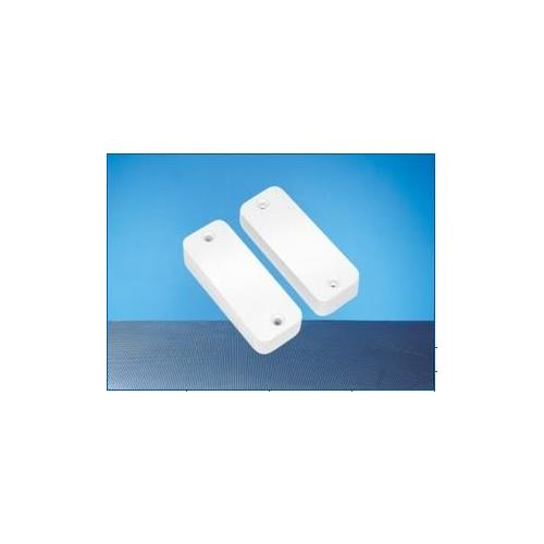 Contact magnetique à montage en applique Elmdene aluminium