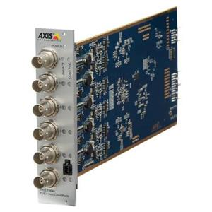 AXIS reseau divers t8646 poe+ over coax blade