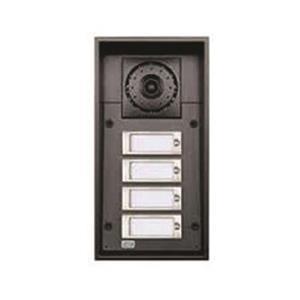 INTERCOM VIDEO IP Force 4 +Cam+10W Box