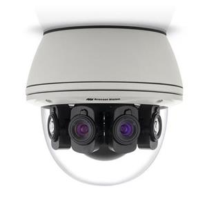 Caméra Extérieure 12MP avec 4 x 5,3mm objectifs
