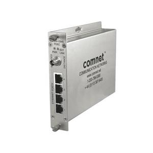 Comnet 4canaux IP par coax