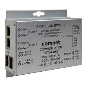 Comnet networkswitch self managed avec high poe