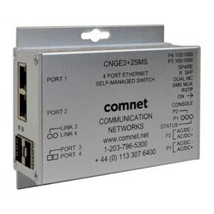 Comnet networkswitch managed networkswitch avec high poe