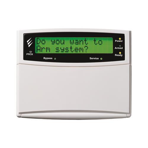 Texecom Premier Elite Clavier de commande grand écran … rétroéclairage vert + Prox LCDLP