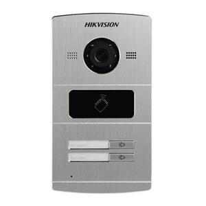 INTERCOM VIDEO IP Alu Villa 2 Btn