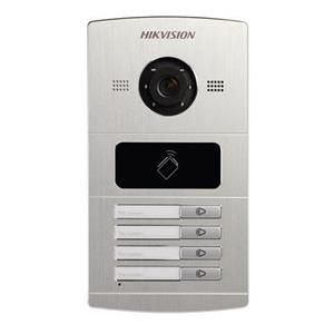 INTERCOM VIDEO IP Alu Villa 3 Btn