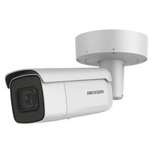 HikVision Caméra tube IP extérieure varifocale 4MP 2.8-12mm EXIR 50m