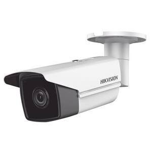 HikVision Caméra tube IP extérieure 4MP 2.8mm EXIR 50m