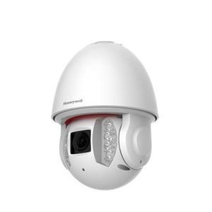 Dome PTZ exterieur Honeywell 1080px avec zoom 30x, WDR, antivandalisme