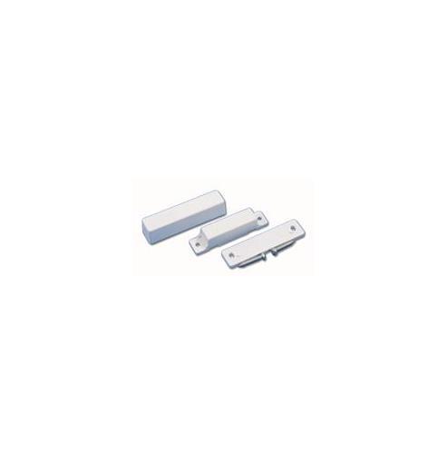 Boîtier Alarmtech pour montage en applique pour la serie MC 300, blanc