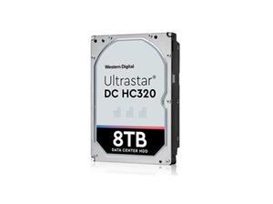 """WD Ultrastar DC HC320 HUS728T8TALE6L4 8 TB 3.5"""" SATA 6Gb/s 7200 tpm 128 MB"""